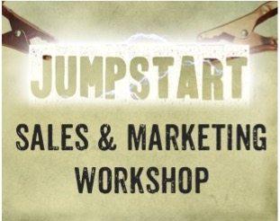 Jumpstart Workshop for Sales & Marketing